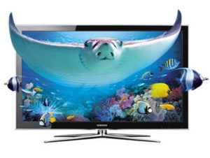 Telewizor 3D marki Samsung