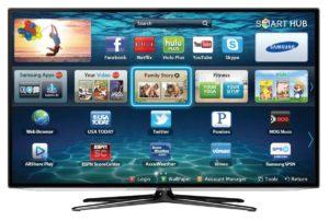 Telewizor Smart TV marki Samsung