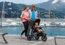 Wózek dla dziecka marki Chicco