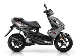 Yamaha Aerox R do 50 cm