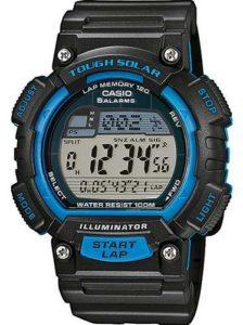 Zegarek męski z tarczą elektroniczną Casio