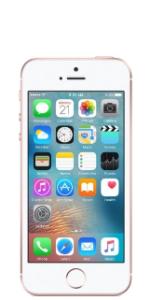 iPhone SE o przekątnej ekranu 4 cale