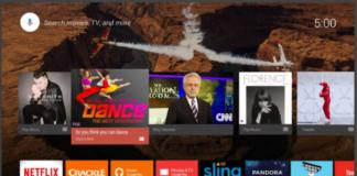 System operacyjny Android TV