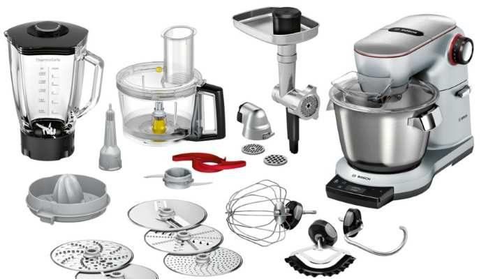 Robot kuchenny marki Bosch